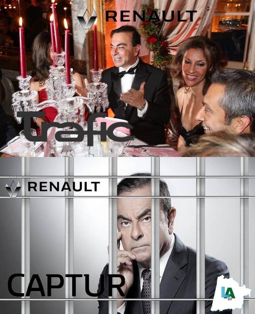 Carlos Ghosn - meme