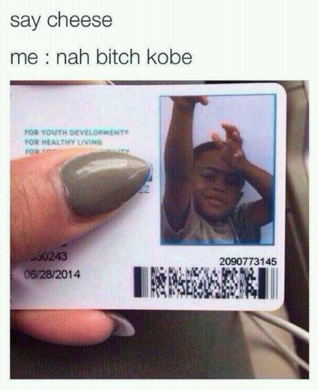Kobe - meme