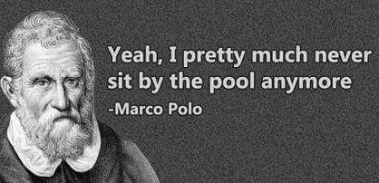 MARCO! - meme