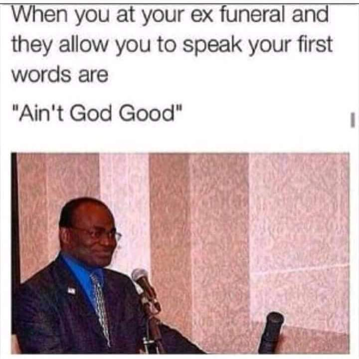 Or at batchc's funeral lol - meme
