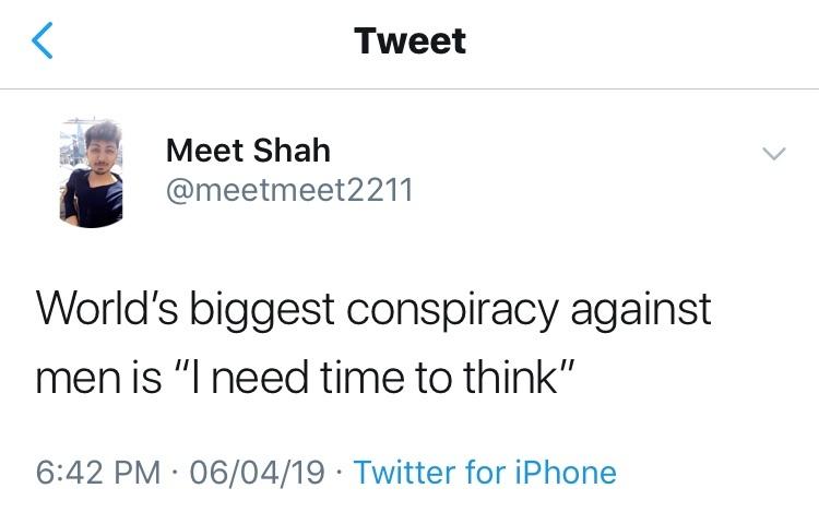 world's biggest conspiracy - meme