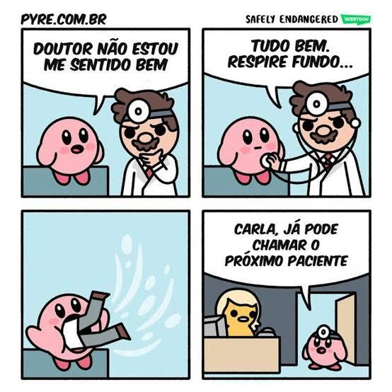 Doctor kirby - meme