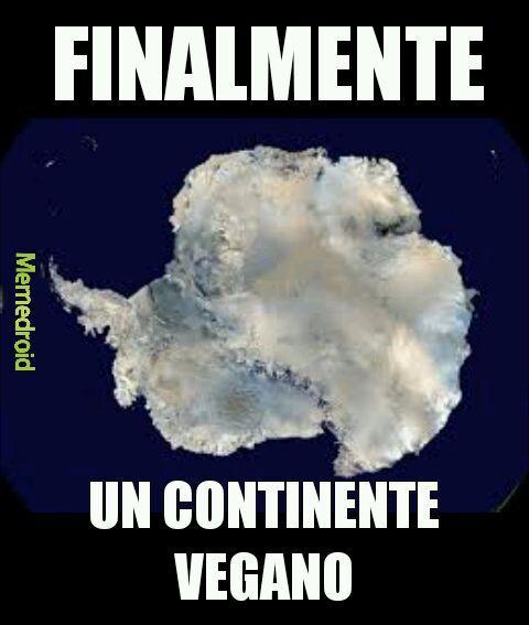 La República Argentina es el único país del mundo que tienen terreno legítimo allá ja ja chupenlo - meme