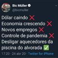 Bolsonaro calado é poeta
