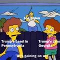 Simpsons Election Meme