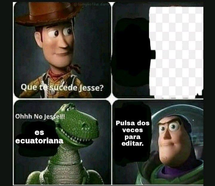 Jesse - meme