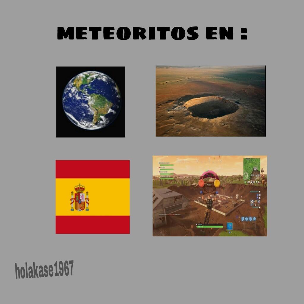 Sin ofender hermanos españoles - meme
