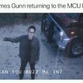 James Gunn gonna kill Thanos