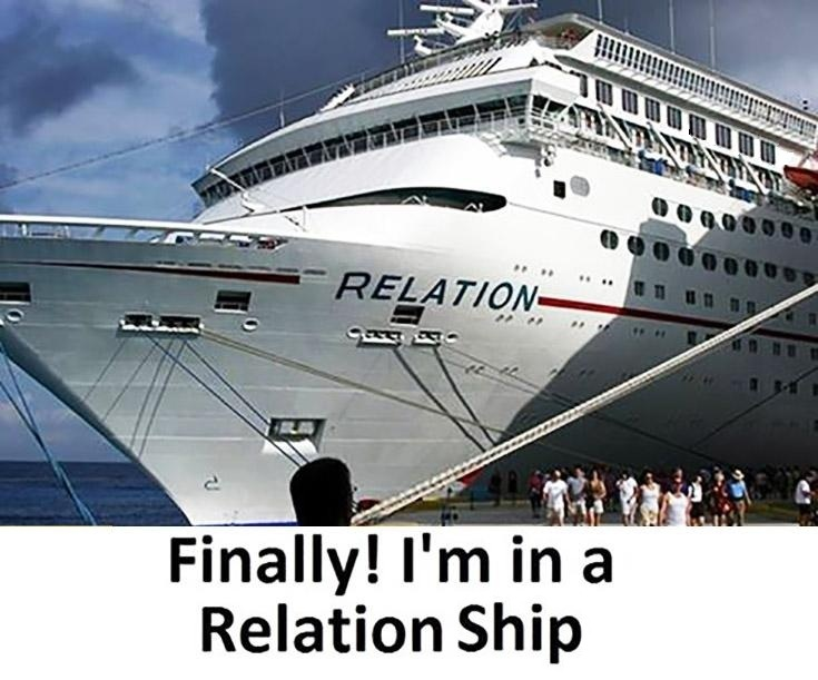 I'm in a Relation ship! - meme