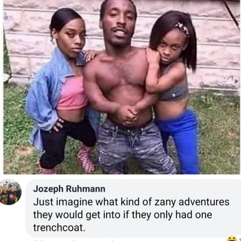 Zany - meme