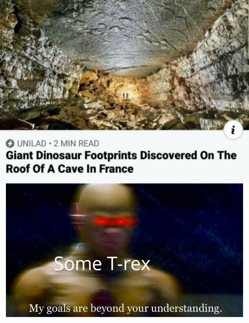 Spidersaurus - meme