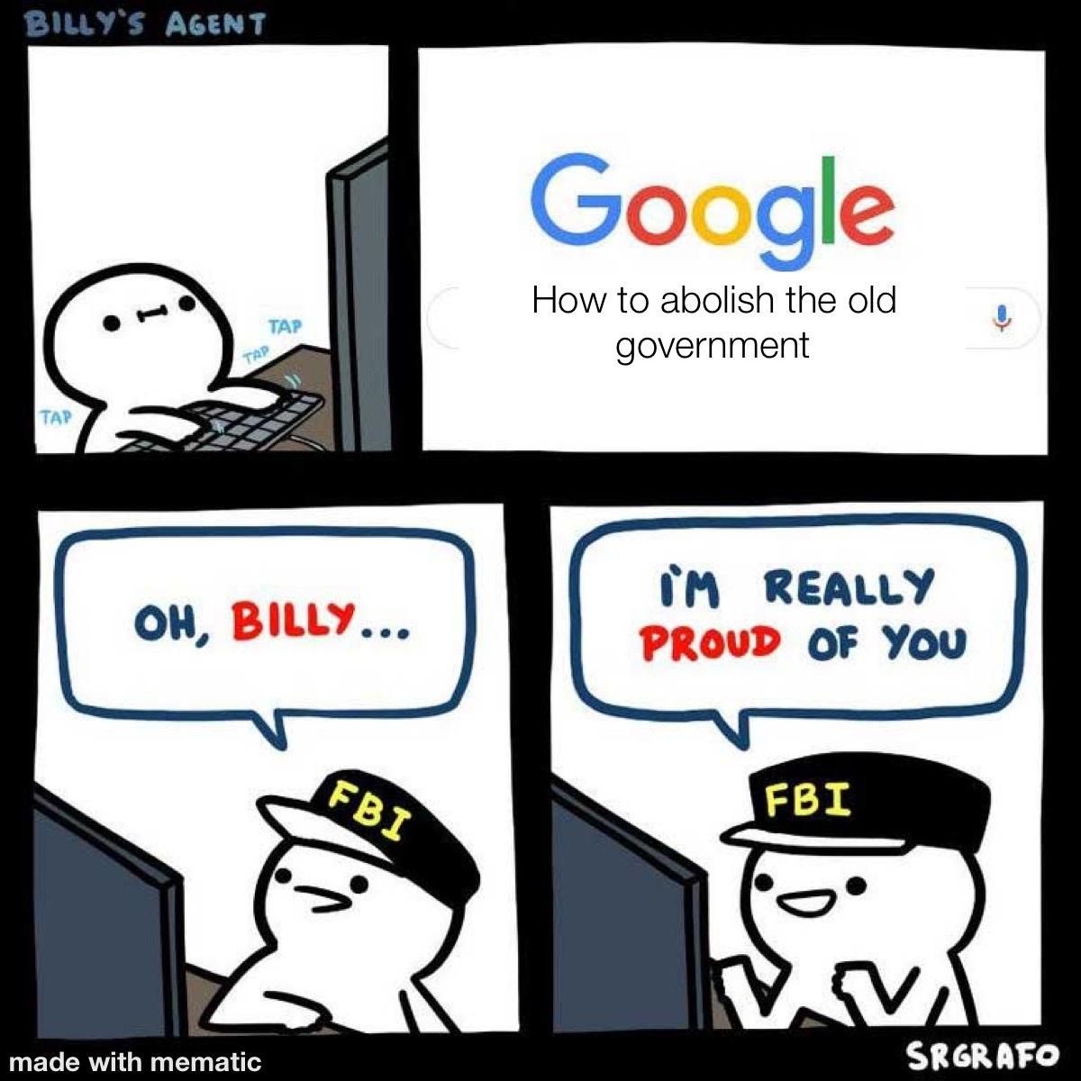 oh billy - meme