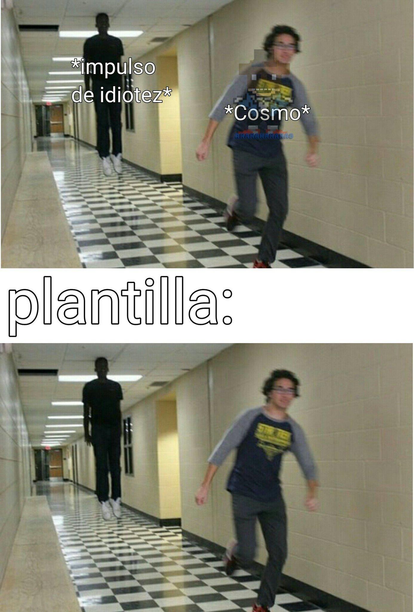 xD Cosmo, espero que no sea un aceptado facil ._.xD - meme