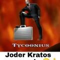 Kratos empresario