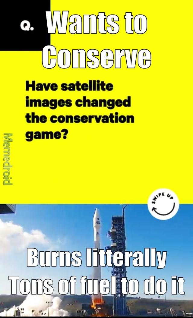 conserve - meme