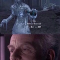 Title has not heard the Tragedy of Darth Plagueis the wise.