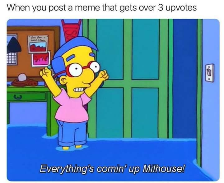 That feeling :,) - meme