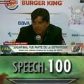Speech significa discurso
