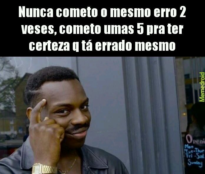 Erro// - meme