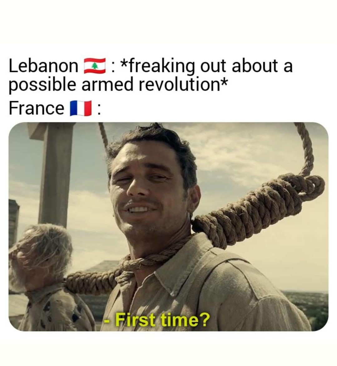French are badass - meme