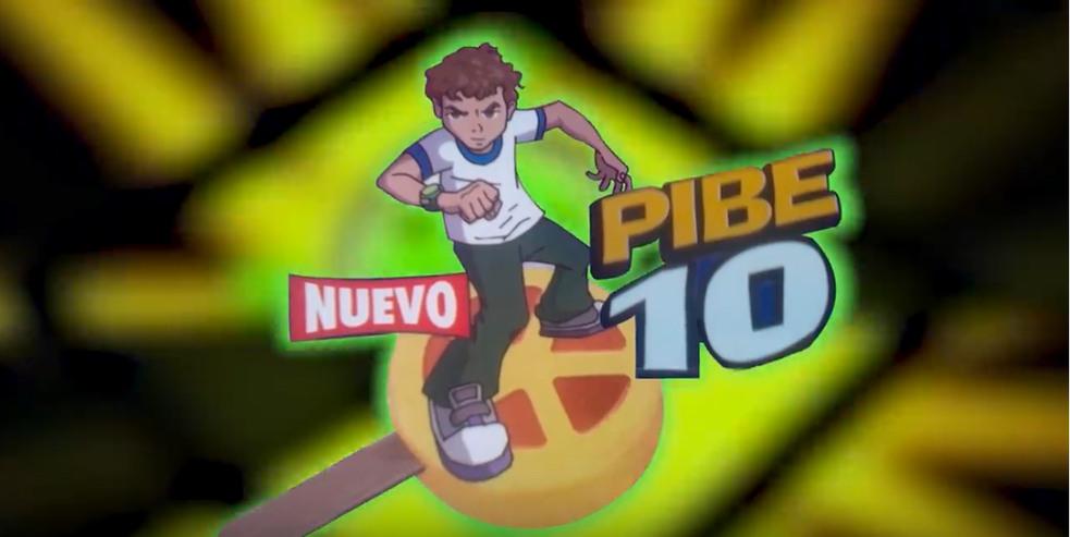 El pibe 10 - meme