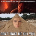 don't make me sand you
