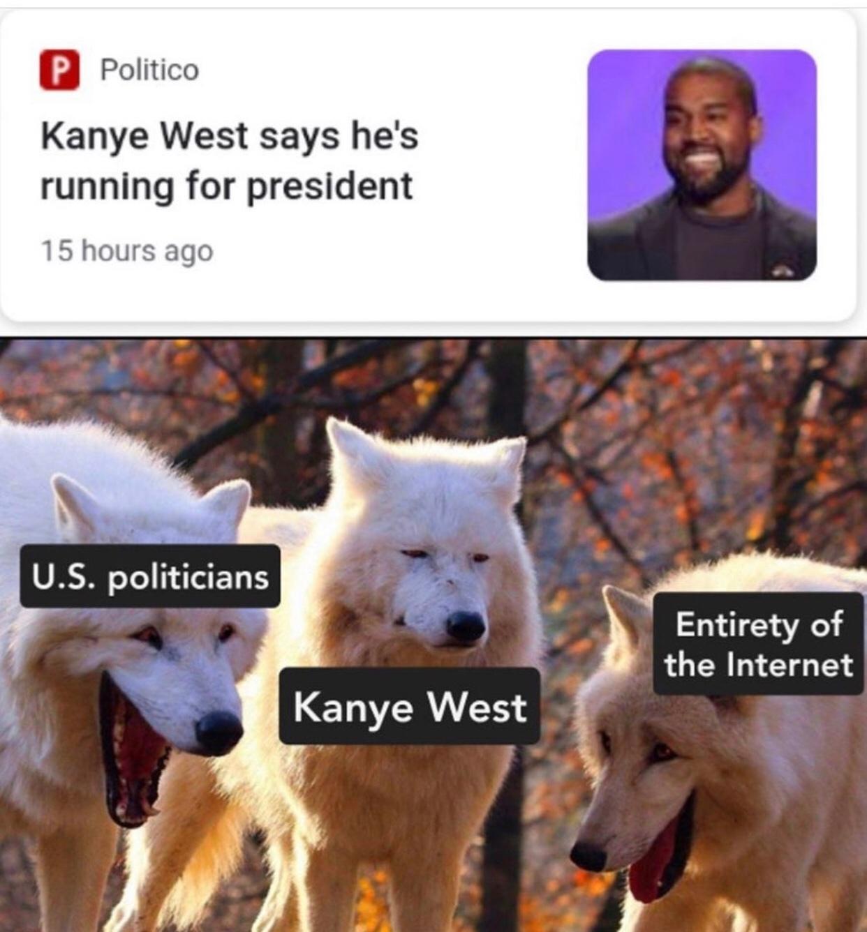 Trump 2020? - meme