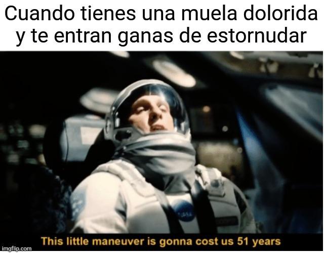 Muelas - meme