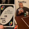 i mean it  Netflix