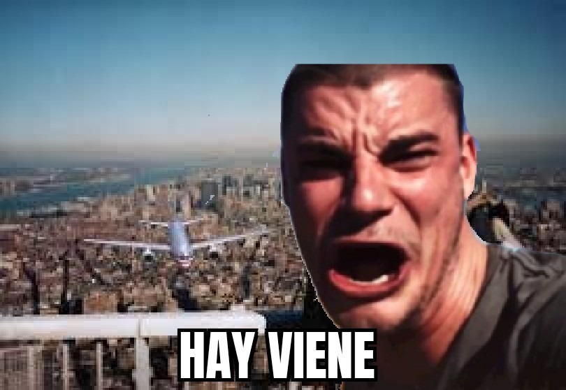 Feliz 9/11 - meme