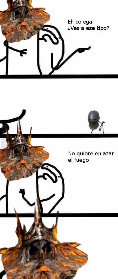 No-muerto-san - meme