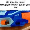 What gun u got?