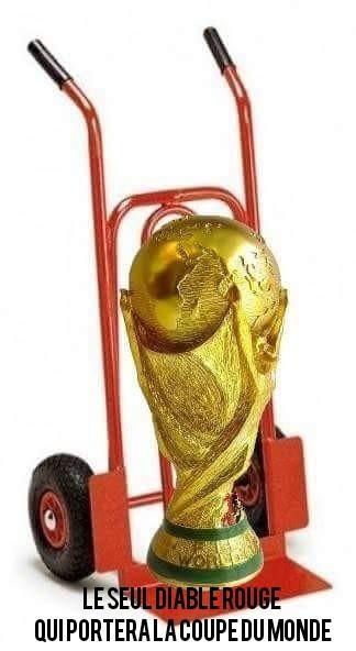 Rip Belgique 1-0 - meme