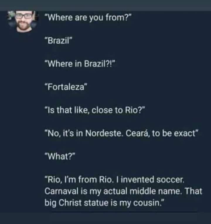 Quem reclamar q ta em inglês é gado - meme
