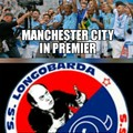 Manchester City in Europa