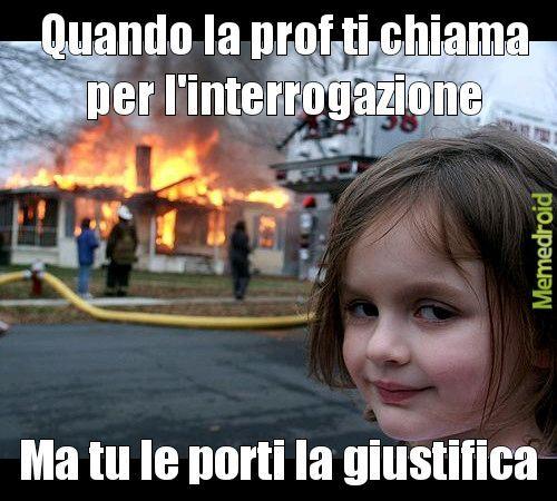 Scuola... - meme
