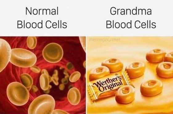 Blood Cells - meme