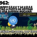 1962: Crisis de los Misiles