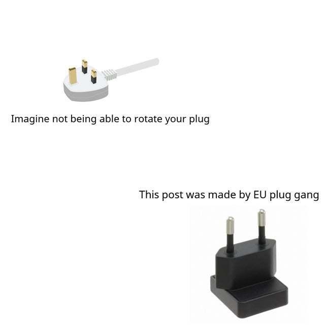 By EU plug gang - meme