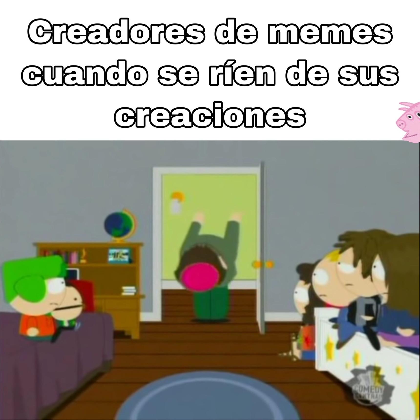 Temporada 10 Capitulo 2 Alerta de Smug South Park - meme
