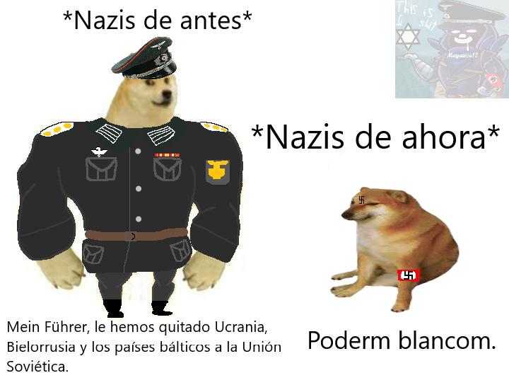 Cheems 1943 - meme