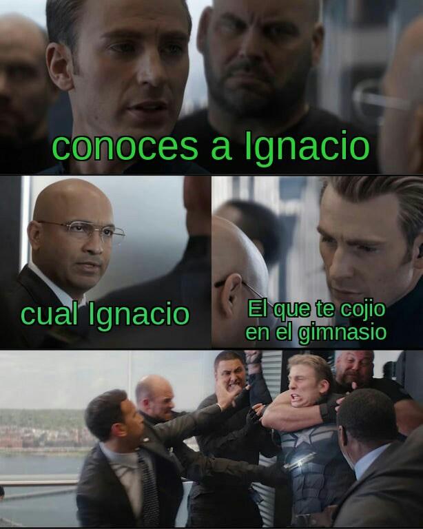 Ignacio - meme