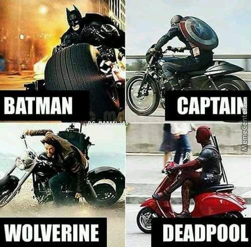 Batman rules - meme