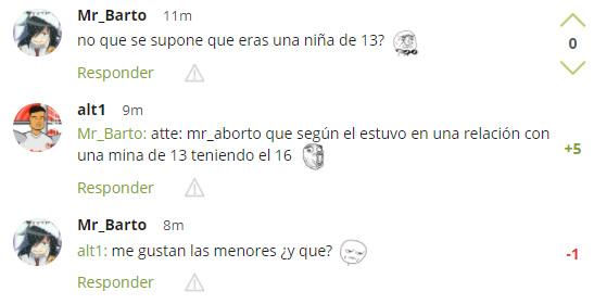 Mr_aborto confirma ser pédofilo PD:Screenshit :son: - meme
