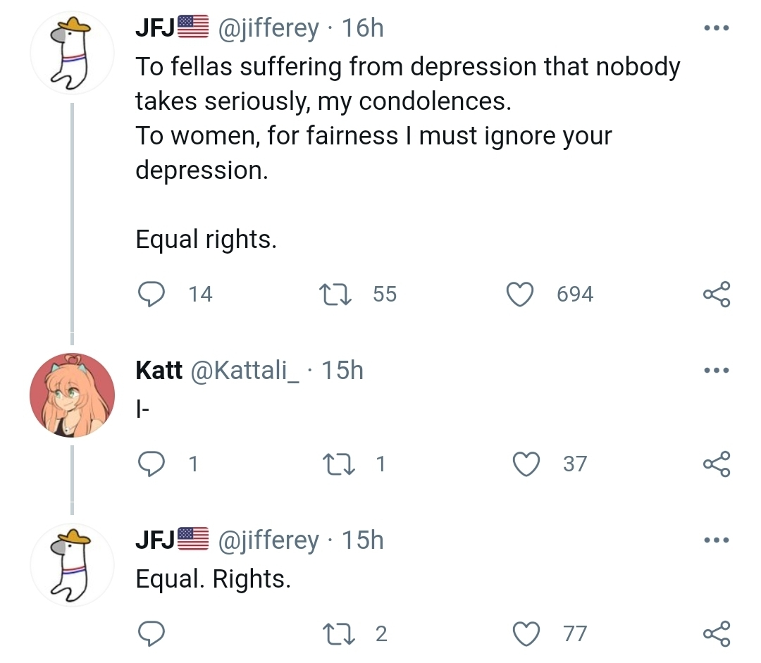 Equal rights, miren las tags - meme