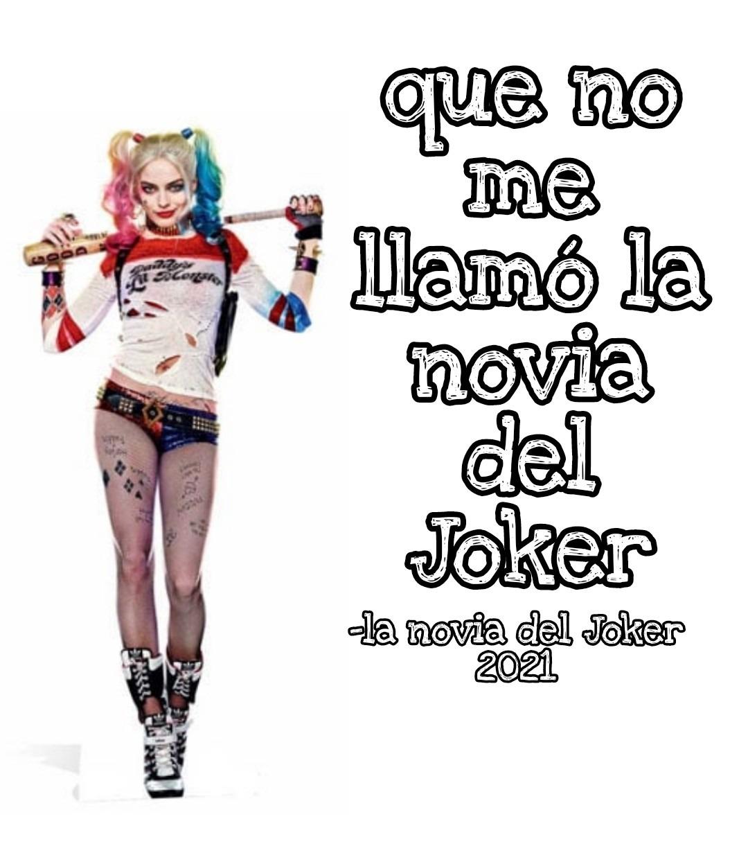 La noche del Joker - meme