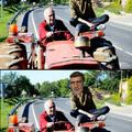 Mosconi col trattore cito dolani dolani e simoooo