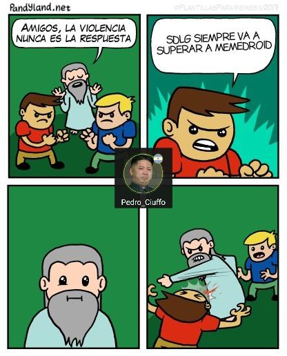 MemeDroid manda
