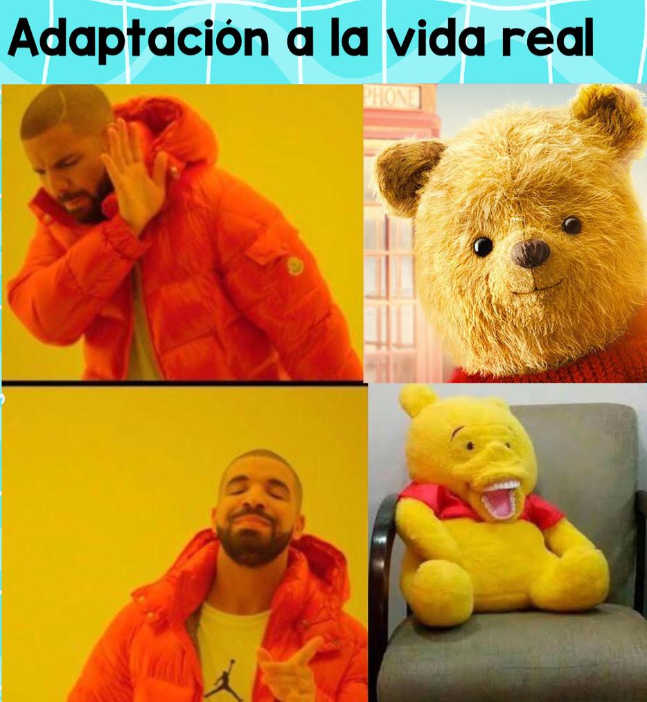 Adaptation - meme