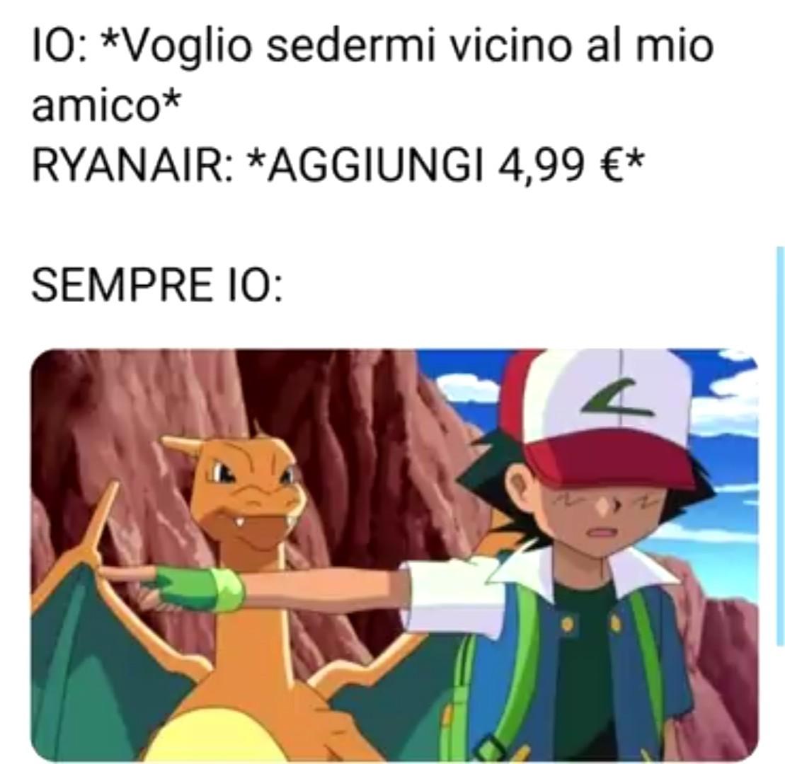 Solo a me fa schifo pokemon? - meme